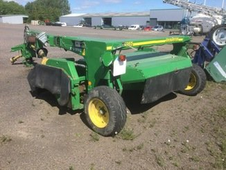 Faucheuse conditionneuse John Deere 1365 - 3