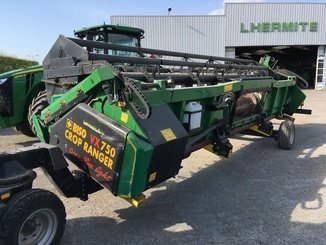 Moissonneuse batteuse John Deere T 660 4x4 - 6