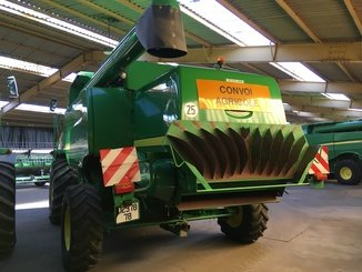 Moissonneuse batteuse John Deere 9640 i WTS - 5
