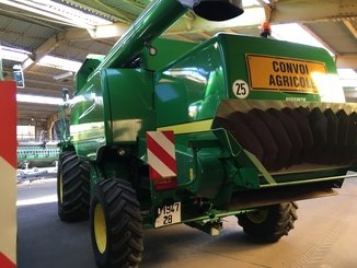 Moissonneuse batteuse John Deere 9640 i WTS - 3