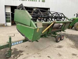 Moissonneuse batteuse John Deere 2064 - 9
