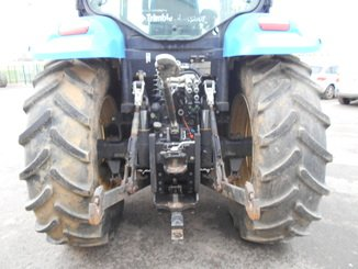 Tracteur agricole New Holland T6-160 supersteer - 2