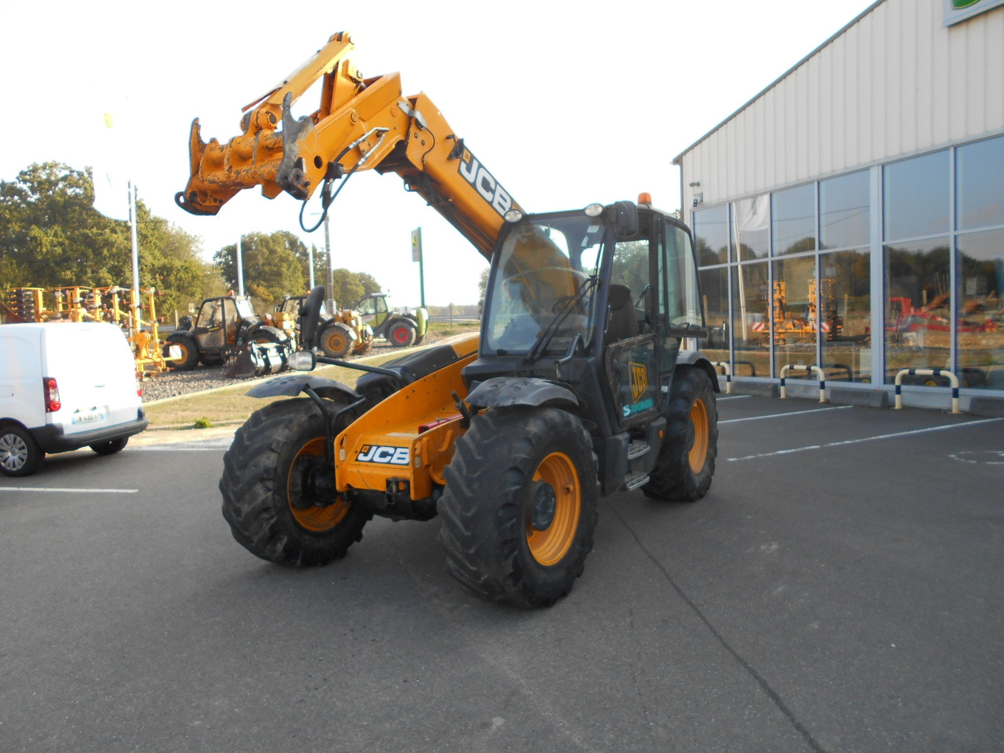 Manutention / levage - autre JCB 536.70 AGRI SUPER - 1