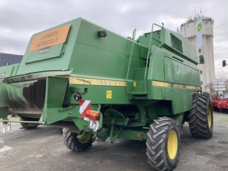 Moissonneuse batteuse John Deere 2064 - 3