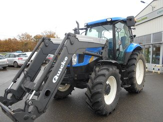 Tracteur agricole New Holland T 6020 - 1