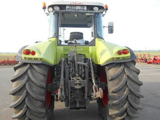 Tracteur agricole Claas Arion 640 Cis  - 2