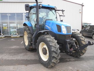 Tracteur agricole New Holland T6-160 supersteer - 1