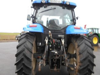 Tracteur agricole New Holland T 6020 - 3