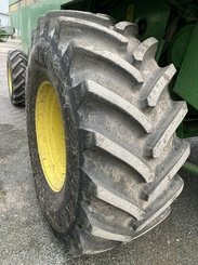 Moissonneuse batteuse John Deere 2064 - 5