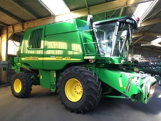 Moissonneuse batteuse John Deere 9640 i WTS - 2