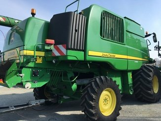 Moissonneuse batteuse John Deere T 660 4x4 - 2