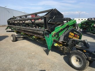 Moissonneuse batteuse John Deere T 660 4x4 - 7