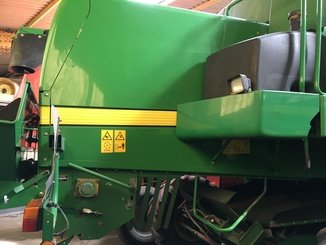 Moissonneuse batteuse John Deere 9640 WTS - 4