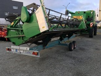 Moissonneuse batteuse John Deere 9640 i WTS - 7