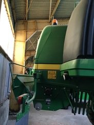 Moissonneuse batteuse John Deere T660 - 5