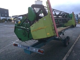 Moissonneuse batteuse John Deere 9540 i WTS - 8