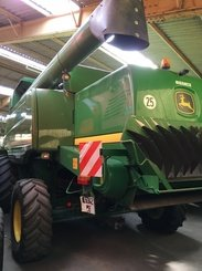 Moissonneuse batteuse John Deere 9640 WTS - 2