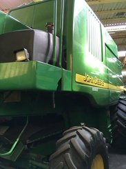 Moissonneuse batteuse John Deere 9640 WTS - 3
