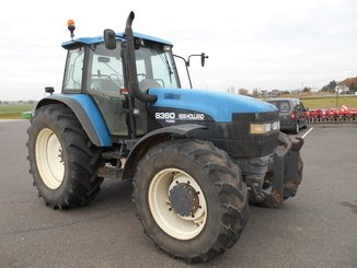 Tracteur agricole New Holland 8360 - 2