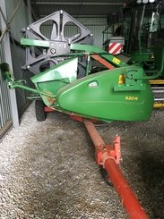Moissonneuse batteuse John Deere T550 - 9