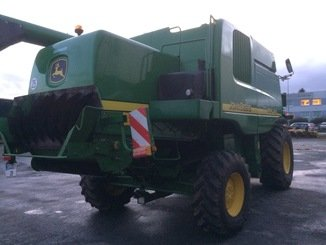 Moissonneuse batteuse John Deere 9540 i WTS - 2