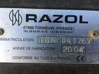 Cover crop Razol TGN 32 disques - 6