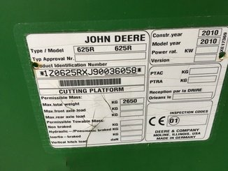 Moissonneuse batteuse John Deere T660 - 12