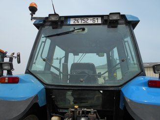 Tracteur agricole New Holland 8560 - 2