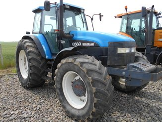 Tracteur agricole New Holland 8560 - 5
