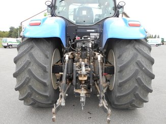 Tracteur agricole New Holland T7070 - 2