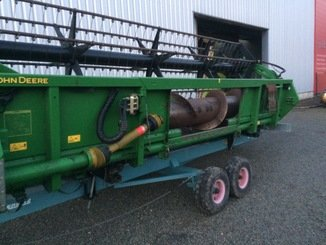 Moissonneuse batteuse John Deere 9540 i WTS - 6