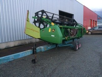 Moissonneuse batteuse John Deere 9540 i WTS - 5