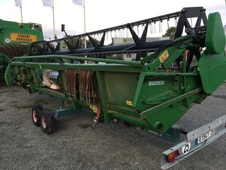 Moissonneuse batteuse John Deere 9640 i WTS - 8