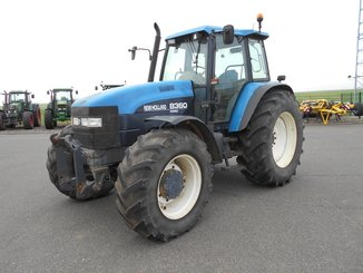 Tracteur agricole New Holland 8360 - 1